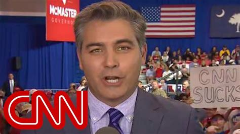 jim acosta heckled