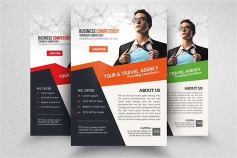 Training Course Brochure Template Costumepartyrun