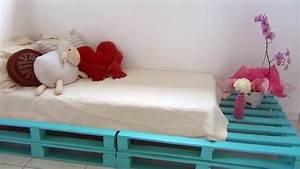 Fabriquer Un Canapé En Palette : comment fabriquer un canap en palettes de bois tr s simplement ~ Voncanada.com Idées de Décoration