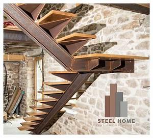 Escalier 1 4 Tournant Gauche : 25 best ideas about escalier 1 4 tournant on pinterest main courante en bois fabricant ~ Dode.kayakingforconservation.com Idées de Décoration