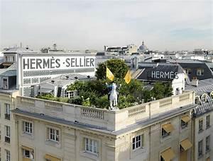 Pandora`s Box: Hermes Un Jardin Sur Le Toit Review