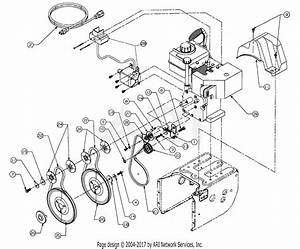 Mtd 31ae643f515  1998  Parts Diagram For Belt Drive