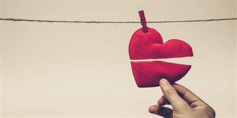5 lietas, kas būtu jāatceras, kad tev ir salauzta sirds ...