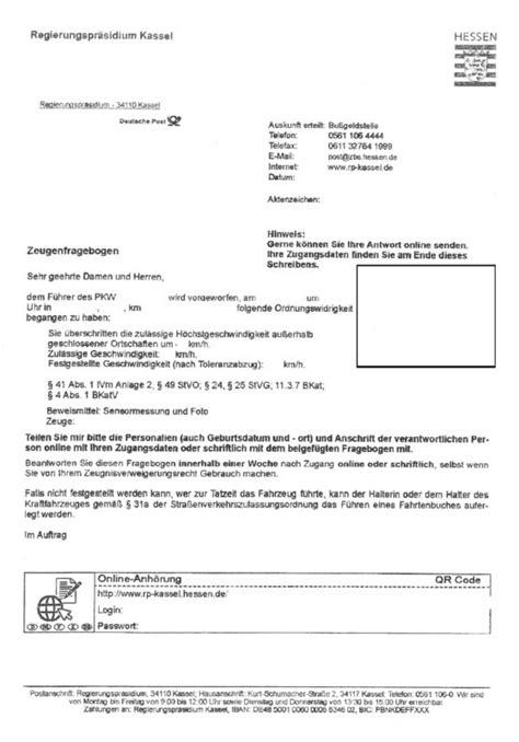 zeugenfragebogen nicht zurücksenden der zeugenfragebogen das sollten sie beim ausf 252 llen wissen
