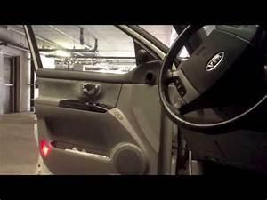 Service manual [Remove 2013 Kia Sorento Window Control