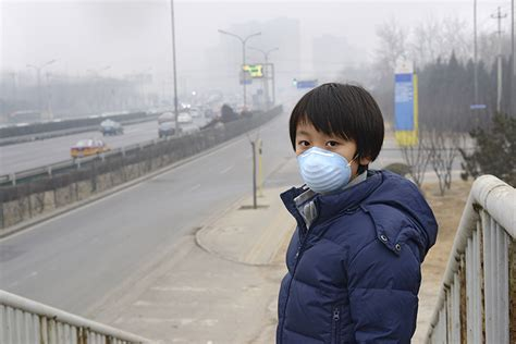 urbanization  air pollution    eos