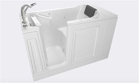 cost of tubs best walk in tubs reviews and costs retirement living