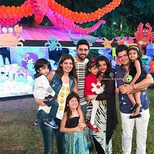 An inside peek to Aaradhya's Disney themed birthday party ...