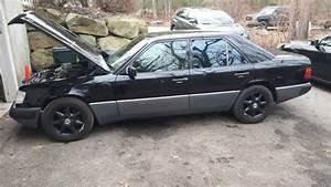 Daily Turismo  W124 570e  1993 Mercedes  Chevy V8