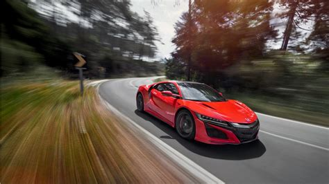 2017 Honda Nsx Wallpaper