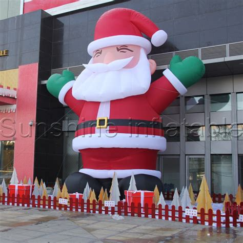 attractive large outdoor christmas decoration commercial