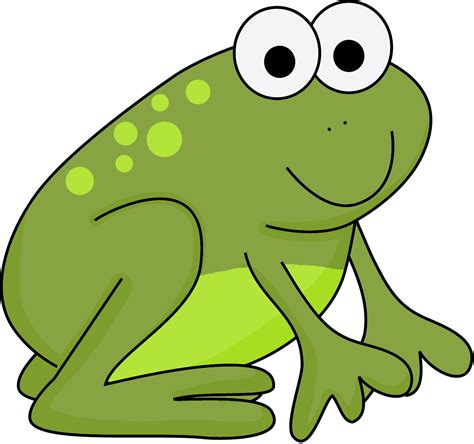 green clipart speckled frog pencil   color green