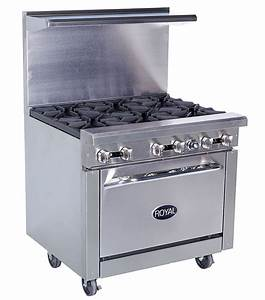 36 U0026quot  Gas Range Series