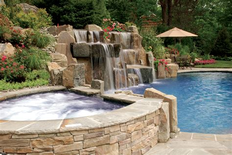 swimming pool project  saddle river  jersey wins