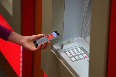 wells fargo atms launch nfc enabled mobile wallet capability