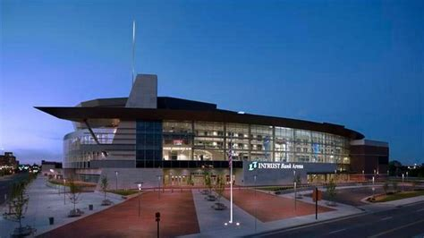 Intrust Bank Arena Cites Ncaa Rules In Canceling Shocker
