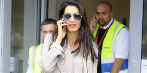 amal alamuddin s engagement ring is as gorgeous as you