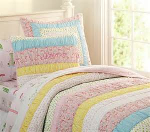 Pottery Barn Toddler Bedding by Grace Quilted Bedding Pottery Barn