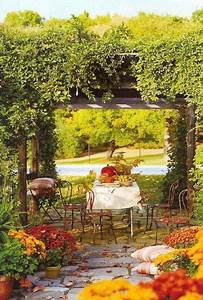 30, Fall, Decorating, Ideas, And, Tips, Creating, Cozy, Outdoor