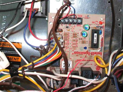 wiring  furnace overview mobile home repair