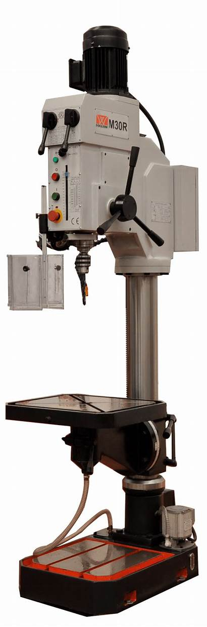 Drill Column Machine Follow M30r Drilling Columna