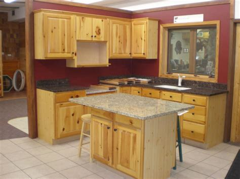 Used Kitchen Cabinets For Sale Dubai by Knotty Pine Kitchen Cabinets With Small Kitchen Island