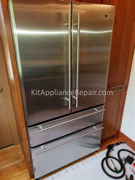 ge monogram zfgbhxcss refrigerator  cooling repair mill valleyca