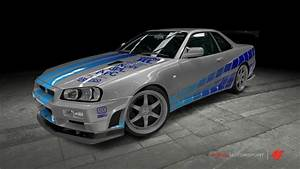 Nissan Skyline Fast And Furious : nissan skyline gt r 2 fast 2 furious by outcastone on deviantart ~ Medecine-chirurgie-esthetiques.com Avis de Voitures