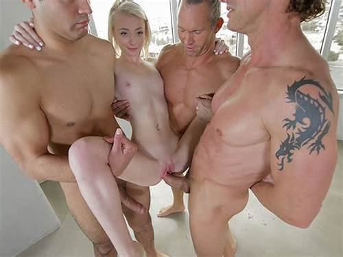 White Teenage Small Bodies Christmas Orgy #Youthfull #Maddy'S #Very #First #Gang