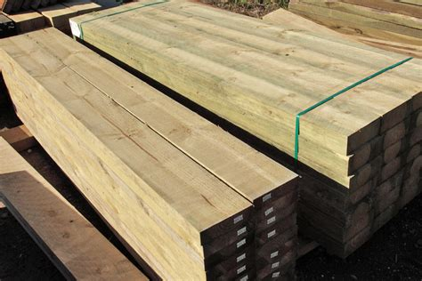 Pine Sleepers by Treated Pine Sleepers Southpoint Garden Supplies