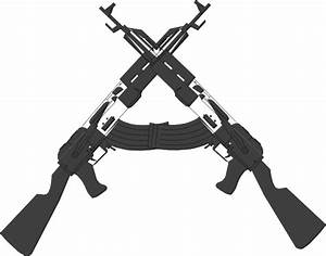 Cross Guns Clipart (22+)