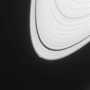 Cassini images may reveal birth of new Saturn moon ...