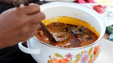 cuisine ivoirienne comment pr 233 parer la sauce graine