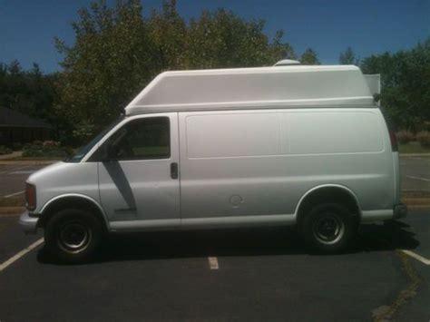 Buy New Chevy Express Cargo Van High Top 3500 One Owner