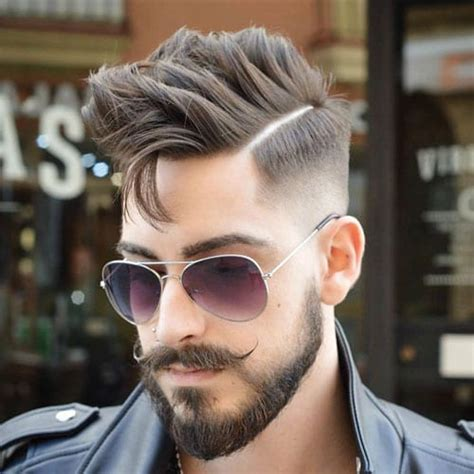 20 Handsome Comb Over Haircuts to Keep Guys Looking Fly