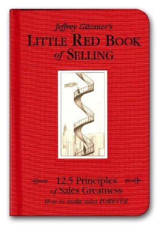 red book  selling  principles  sales