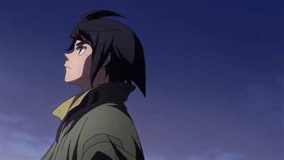 Gundam Orphans Blooded Iron Second Season Sunrise