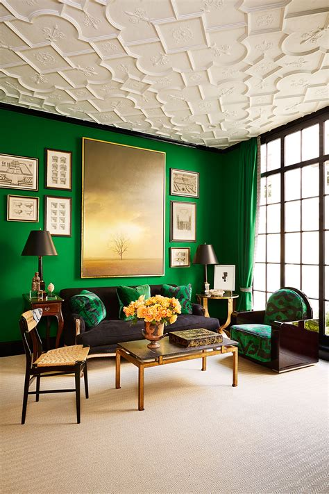 How to Decorate with Velvet Architectural Digest