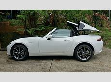 Mazda MX5 RF GT special edition 2017 review road test