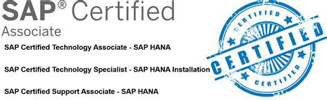 what i learned completing 3 sap hana certification exams