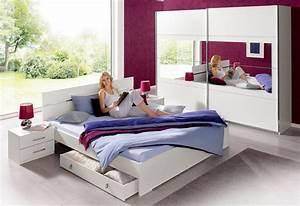 Schlafzimmer Komplett Günstig Kaufen : rauch schlafzimmer set 4 tlg online kaufen otto ~ Bigdaddyawards.com Haus und Dekorationen