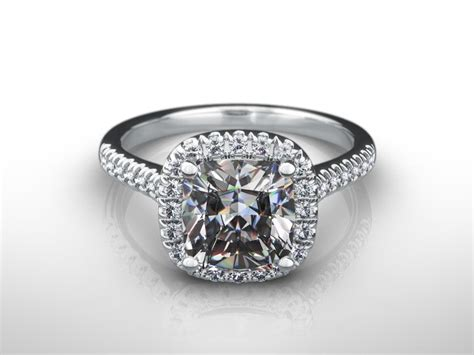 2 Carat E Vvs2 Cushion Cut Halo Diamond Wedding Engagement. Partial Halo Wedding Rings. Birthstone Rings. Electroplated Rings. Dad Rings. Ring Lamar Engagement Rings. Design Silver Wedding Rings. Waterfowl Rings. Diamond Texas Engagement Rings