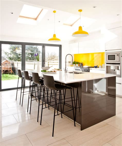 kitchen island extensions kitchen extension ideas ideal home 1908