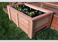How To Make A Diy Raised Garden Bed Building Plans For