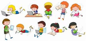 Students Reading And Writing Clipart | www.pixshark.com ...