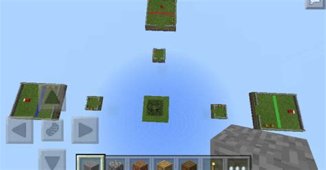 bed wars mcpe minecraft pe map minecraft hub
