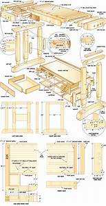 Craftsmans workbench woodworking plans - WoodShop Plans