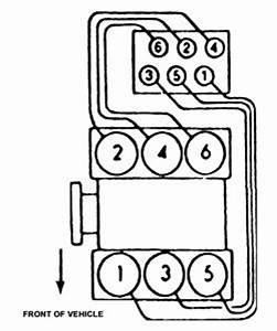 1993 Buick Century Firing  What Is The Firing Order And