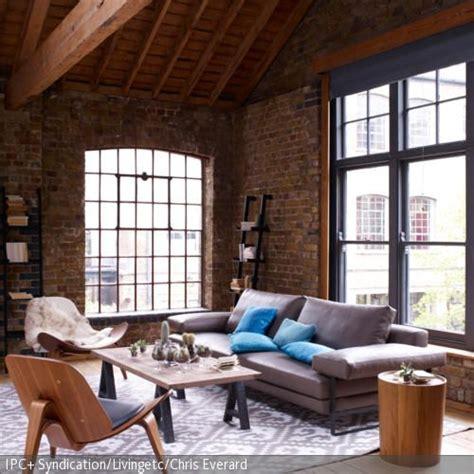 wohnzimmer industrial living room dusseldorf by 65 besten wohnen im industrie stil bilder auf