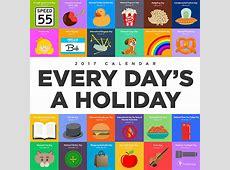 25 Best New Year 2017 Wall & Desk Calendar Designs For